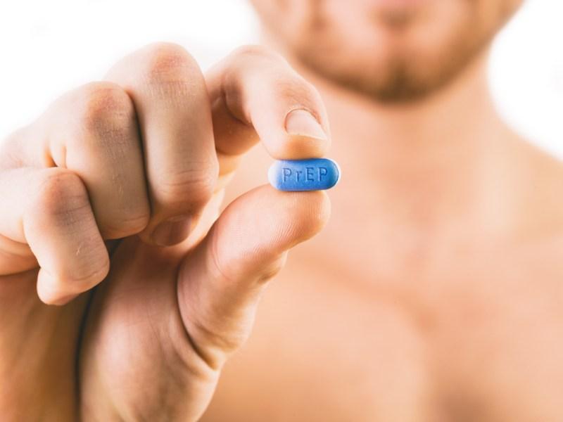 PrEP HIV drug