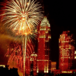 Survey shows people don't want to come to Charlotte for New Year's Eve, but there is some good news