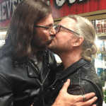 Gay couple gets engaged at Common Market on the 7 year anniversary of meeting there