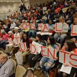 Charlotte-Mecklenburg school board adds LGBTQ support policy after heated debate