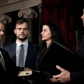 featured image Mike Pence swears in Doug Jones as Alabama's new senator with his gay son by his side