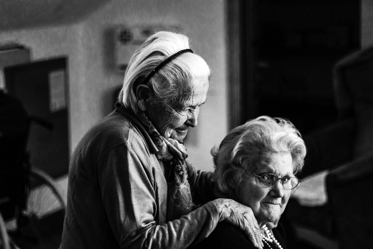elderly lesbians