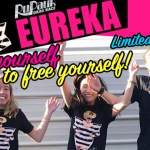 Campus Pride partners with Eureka O'Hara for limited edition t-shirts