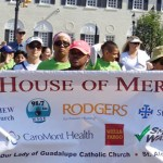 Charlotte: Mercy AIDS Walk, Chorus Prayer, Speed Networking, Chorus Concert, Center Partnership, Leaders Program