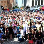 Thousands celebrate 'Love Without Borders' at Out! Raleigh