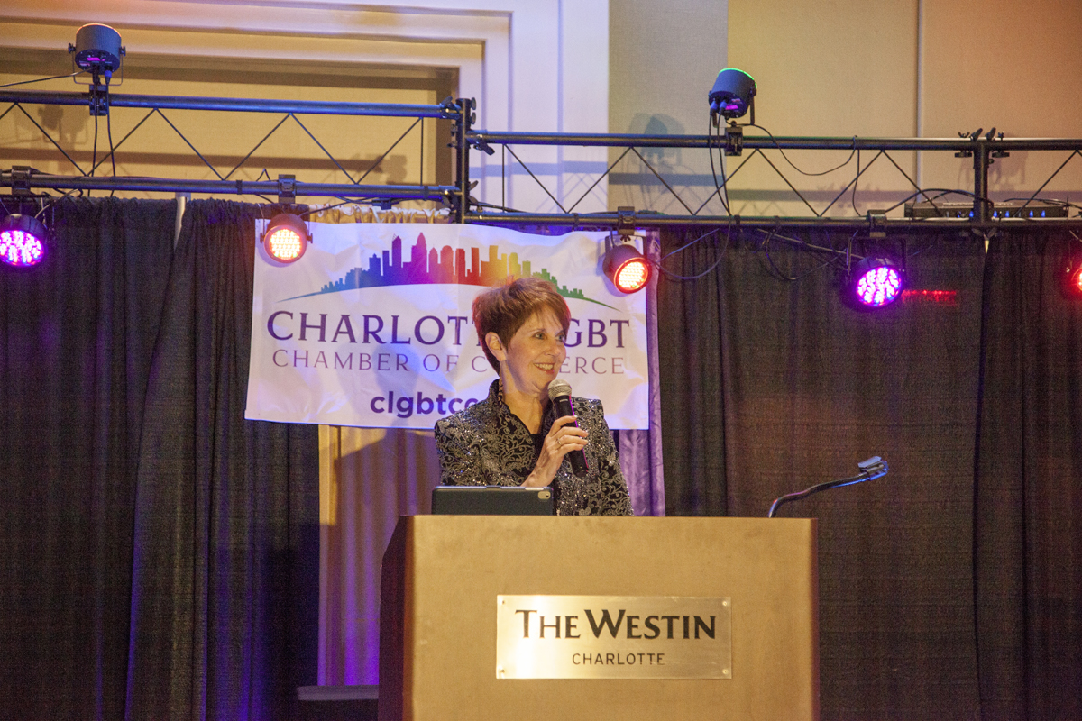 Charlotte Center City Partners COO Moira Quinn