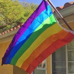 AFFA offers rainbow flags to community after flag burning incident