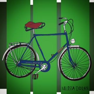 Day 11 #100DaysofBicycles Peter Fagan's bike