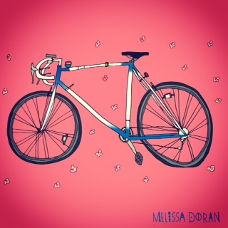Day 16 #100DaysofBicycles Lorraine Flanagan's racer