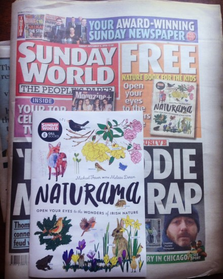 Naturama in The Sunday World