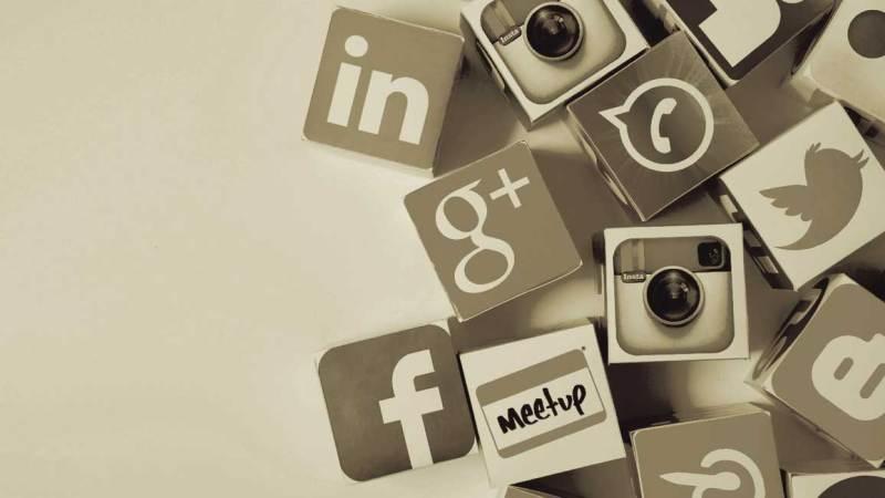#SocialMedia is basically just you havin