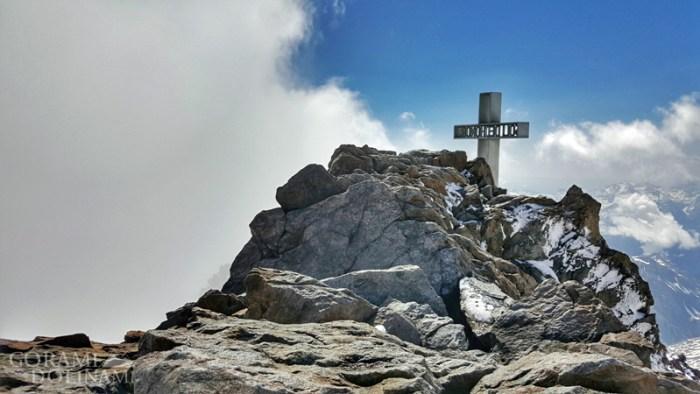 Szczyt Finsteraarhorn