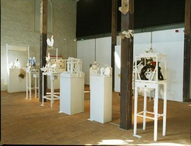 - Skulpturens Hus, 2007