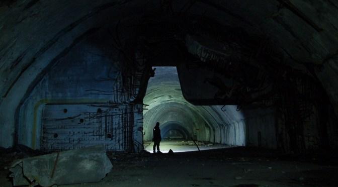 Urbano istraživanje – podzemni aerodrom Željava