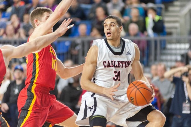 Ravens capture sixth straight CIS Final 8 championship title with 101-79  victory over Calgary Dinos - Go Ravens