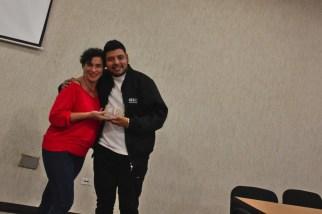 Ponente Richard Tovar y Patrocinante Gastronómico Mónica Ramos de @delicias_monik