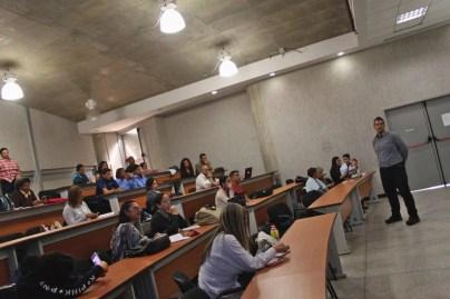 Participantes del 1er Meet Up de Comunidades Digitales
