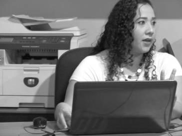 Aura Brito Iniciando las prácticas con las Herramientas de gestión para redes sociales