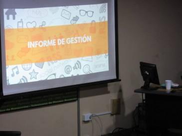 Hablando sobre el informe de gestion del community manager