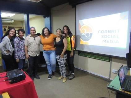 Participantes del Taller Community Management para todos- 2da semana