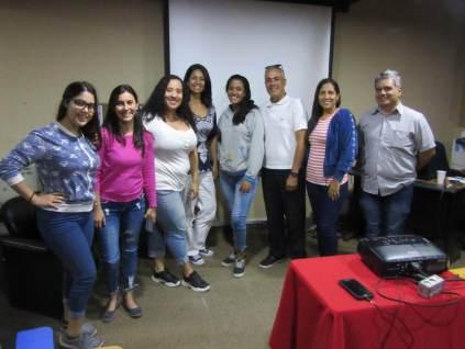 Finalizando 1ra semana del Taller Community Management para todos