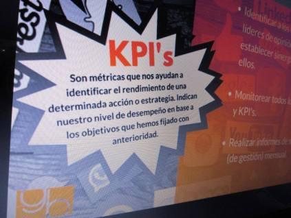 Describiendo el concepto de métricas y KPI