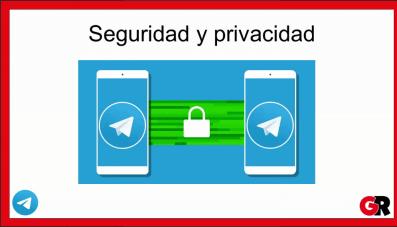 Explicando elementos de Seguridad y Privacidad