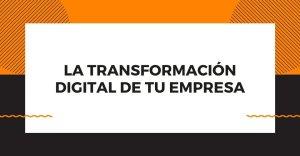 transformación digital para las empresas
