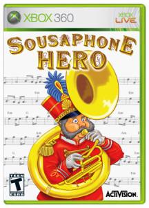 Sousaphone Hero - XBox 360