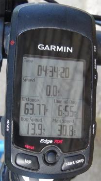 Garmin Edge 705 GPS (19-05-2013)