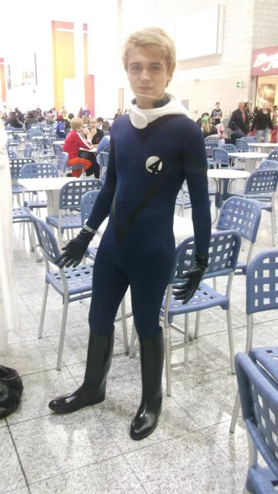 Fantastic Four suit