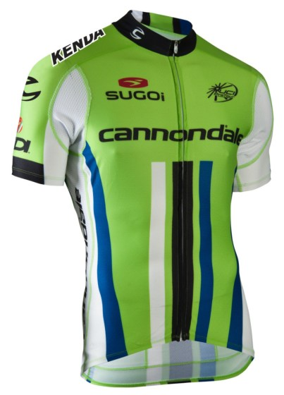 Cannondale Pro Cycling Team Jersey 2014