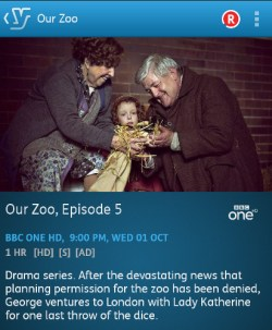 Our Zoo - 01-10-2014 (YouView app)
