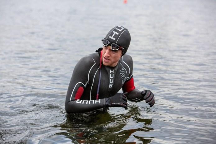 Greg James wetsuit