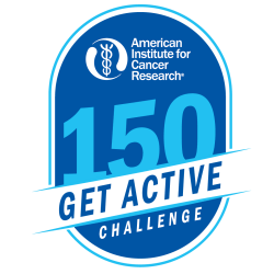 Get Active 150 with AICR