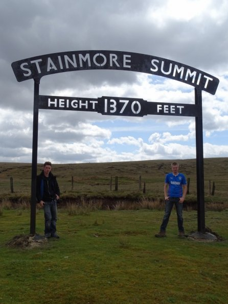 Stainmore Summit