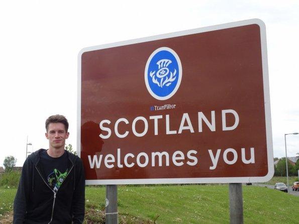 Welcome to Scotland Nick!