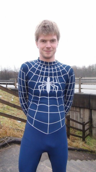 Spider-Man suit
