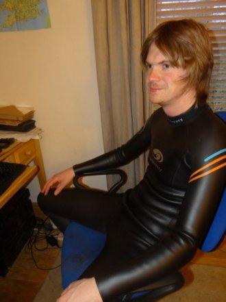 blueseventy axium wetsuit