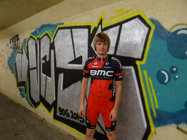 BMC Racing Team kit