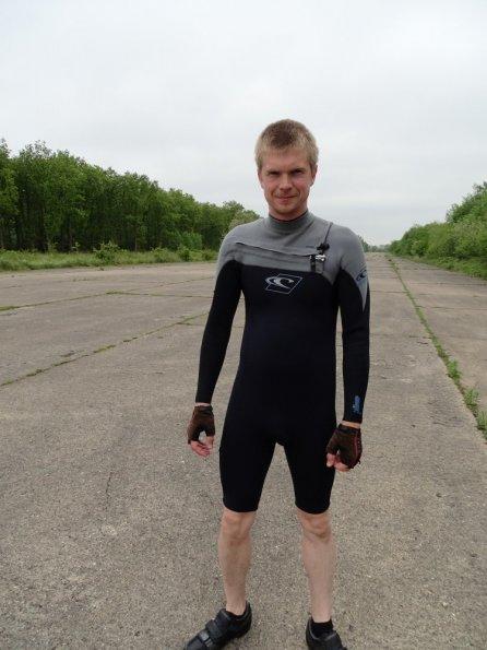 O'Neill Gooru F.U.Z.E wetsuit
