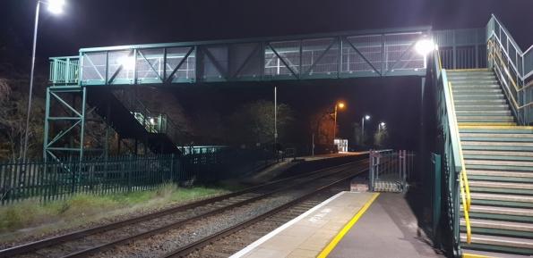 Bottesford railway station