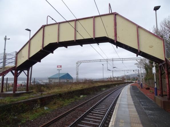 Craigendoran railway station
