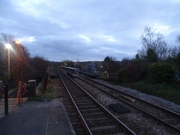 Langley Mill railway station