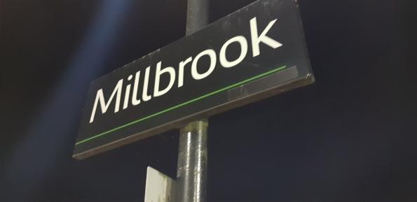 Millbrook railway station
