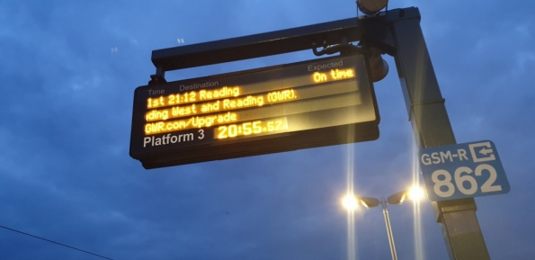 Newbury railway station