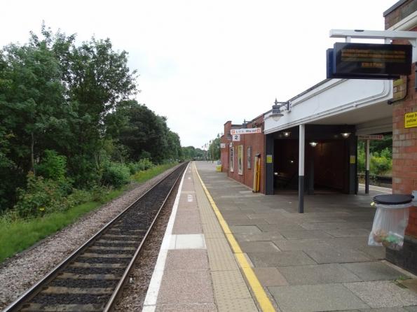 Olton railway station