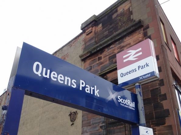 Queen's Park (Glasgow) railway station