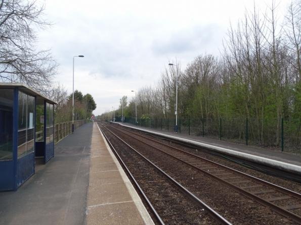 Rolleston railway station