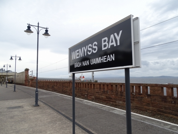 Wemyss Bay railway station